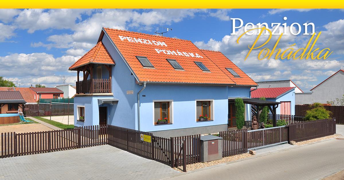 Penzion Pohádka Lednice na Moravě